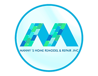 Logo Manny's home