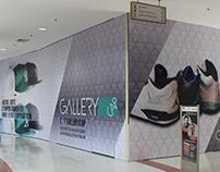 Tapume Gallery Cap Iguatemi Campinas