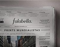 Prints Mundialistas - Falabella