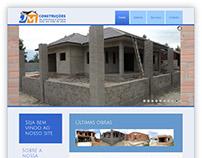 Site da JM Construções