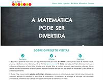 Website Projeto Visitas - UFMG - WordPress