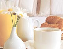 Café da manhã prolongado Ortobom
