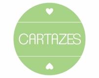 CARTAZES IMPRESSOS