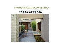 PRODUCCIÓN DE CONTENIDO - ARQUITECTURA Y DISEÑO INTERIO