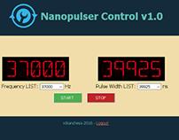 Nanopulser Control v1.0
