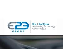 Diseño web / E2Egroup