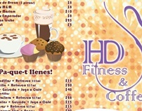 Fitness & coffee MKT