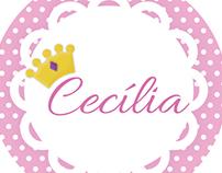 Chá de Bebê - Cecília