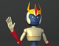 Robot Modelling Maya