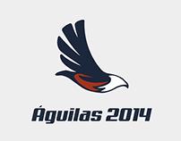 Águilas 2014