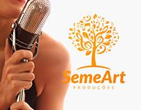 Logo SemeArt - Produções