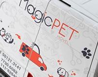 MagicPet Móvel | Brand Design