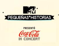 Coca Cola in Concert - Pequeñas Historias MTV Maroon 5