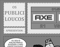 Projeto Axe e Old Spice