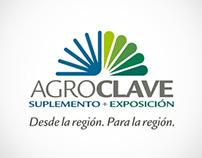 Logo y sublogos Agroclave