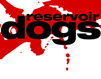 Reservoir Dogs - Kinetic typography