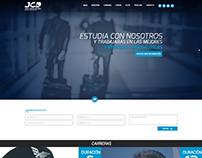 Web JCD PERU