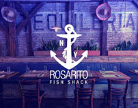 Rosarito Fish Shack Menu