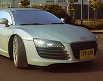 Audi R8 - 3D Project