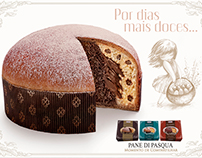 PANE DI  PASQUA // campanha