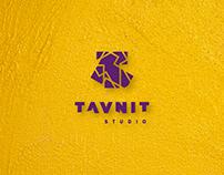 TAVNIT Studio - Brand Identity Design - Mark