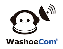 Logo Design WashoeCom Creative Studio & Communication