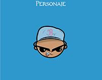 Personaje en creacion T shirts - Arte Lion