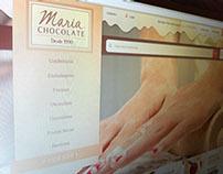 Maria Chocolate - eCommerce