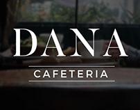 Logo & Web Design for Dana Cafetería
