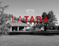 Diseño Web La Taba 2015