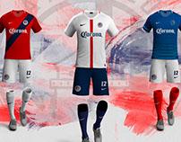 Atlético San Luis | Fantasy Kits 2017/18
