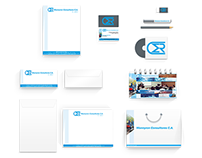 Corporate Identity Mannyron Consultores
