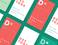 DESTORE* ~ Commercial Layouts