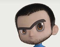 LAUTARO GONZALEZ · Diseñador 3D