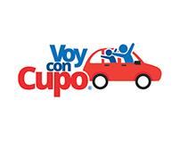 Branding - Voy Con Cupo