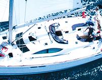 Flyer-Díptico Caribbean Sailing Cancun