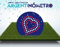Argentinómetro - Alto Avellaneda