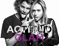 website & ADS · Glam&co   e-commerce   UI · UX