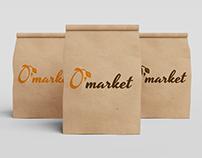 Paper bag - O'market