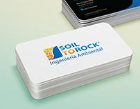 SoilToRock, Imagen Corporativa. Diseño Editorial