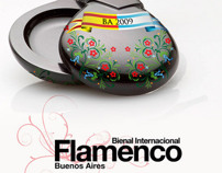 Poster Flamenco Festival in Buenos Aires