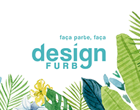 Capa de facebook - Página Design Furb