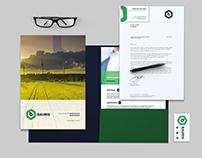 Bauris. Aplicaciones Sustentables. Brand Identity.