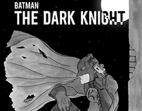 Batman - The Darl Kmight - Nakin Aguado