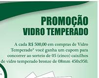 Folder Promoção Vidro Temperado