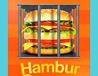 Publicidad Hamburguesa