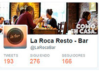 Community Management: La Roca - Twitter
