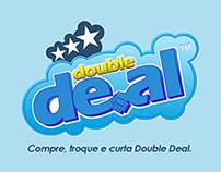 Criação de logotipo para o Ecommerce DoubleDeal