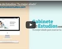 Gabinete de Estudios - Motion Graphics