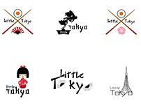 Opções para Logo Little Tokyo
